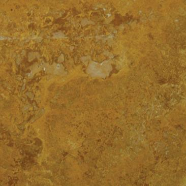 Gold travertine honed & filled